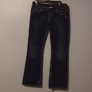 Silver Jeans size 31